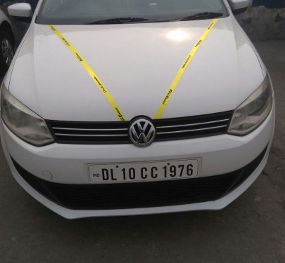 Good as new Volkswagen Polo Diesel Trendline 1.2L 2012 for sale