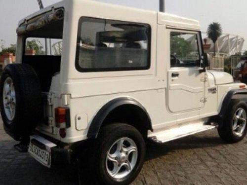 Used 2018 Mahindra Thar car at low price
