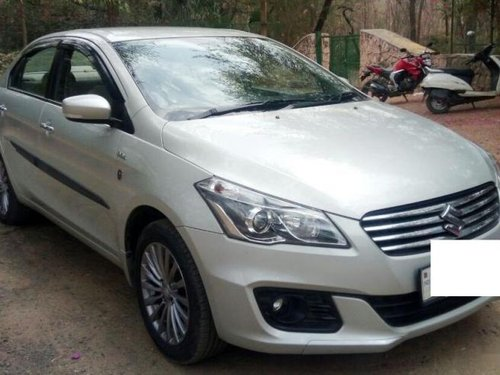 Good as new 2016 Maruti Suzuki Ciaz for sale in New Delhi-13