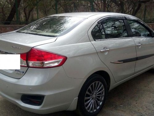 Good as new 2016 Maruti Suzuki Ciaz for sale in New Delhi-12