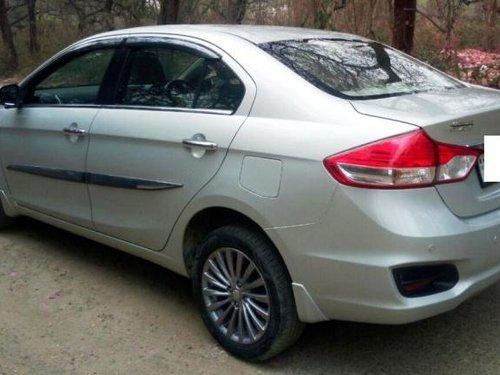 Good as new 2016 Maruti Suzuki Ciaz for sale in New Delhi