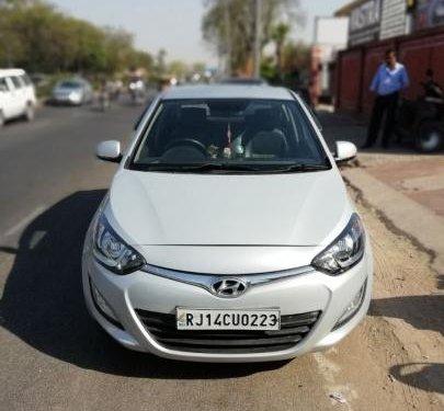 Good as new Hyundai Elite i20 1.4 Sportz 2012 for sale