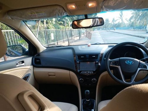 Used Hyundai Verna 1.6 CRDi SX 2017 in Mumbai