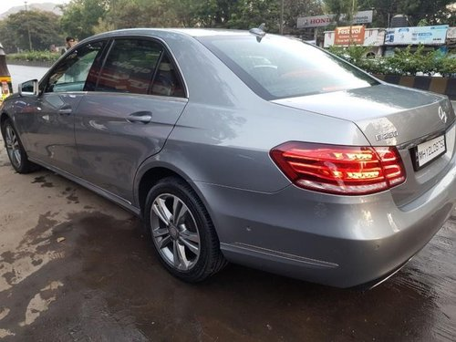 Used 2014 Mercedes Benz E Class for sale in Mumbai