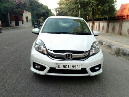 Good as new 2016 Honda Amaze for sale