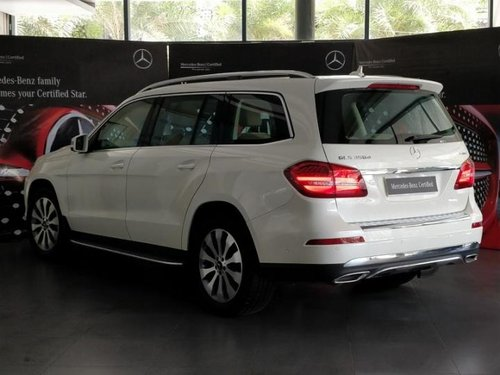 2017 Mercedes Benz GLS for sale at low price