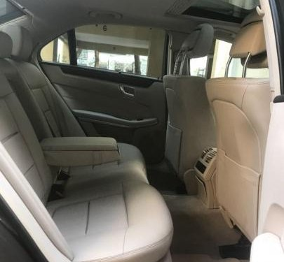 2014 Mercedes Benz E Class for sale at low price