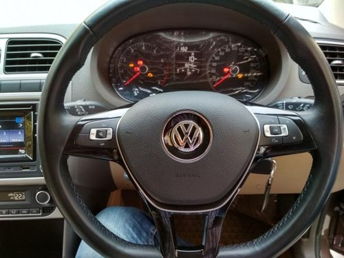 Used 2017 Volkswagen Vento car at low price in Pune
