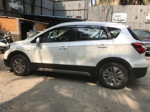 Well-kept Maruti Suzuki S Cross 2015 in Mumbai -0