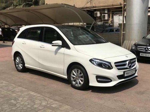 Used Mercedes Benz B Class B200 CDI Sport 2015 for sale -0