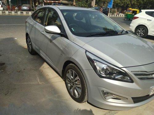 Good as new Hyundai Verna 2016 by owner