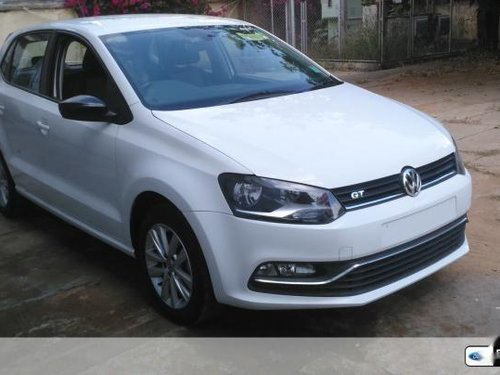 Used 2017 Volkswagen Polo car at low price