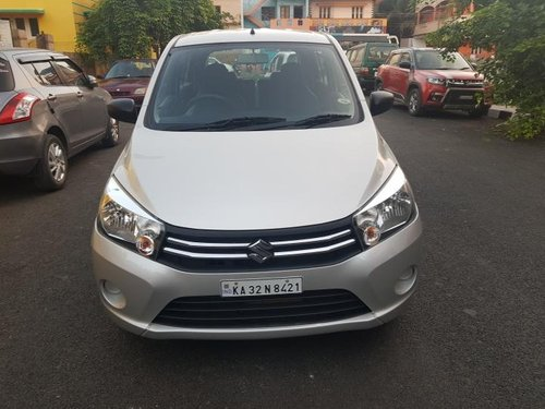 Good as new Maruti Suzuki Celerio 2016 in Bangalore