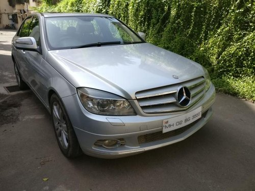 Well-kept Mercedes Benz C-Class 2008 at low price
