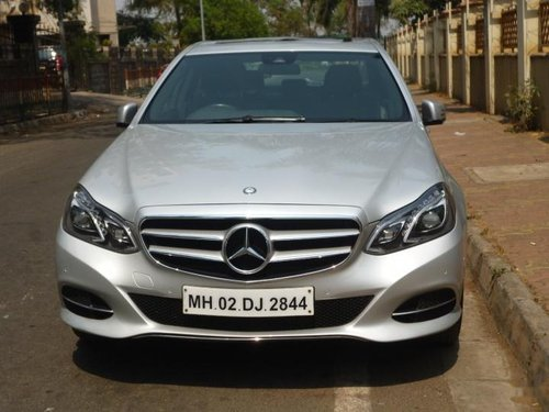 Used 2014 Mercedes Benz E Class for sale