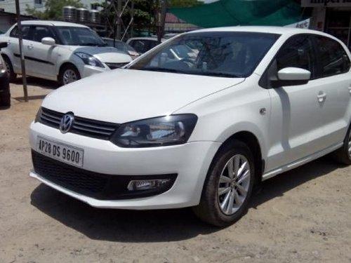 Good Volkswagen Polo Diesel Highline 1.2L 2013 for sale