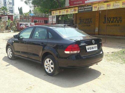 Good as new Volkswagen Vento Diesel Highline 2012 for sale