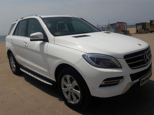 Used 2012 Mercedes Benz M Class for sale