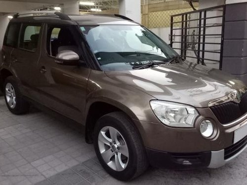 Used 2013 Skoda Yeti car at low price