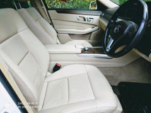 Good as new Mercedes Benz E Class 2015 for sale