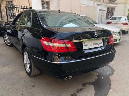 Used 2010 Mercedes Benz E Class for sale in Mumbai