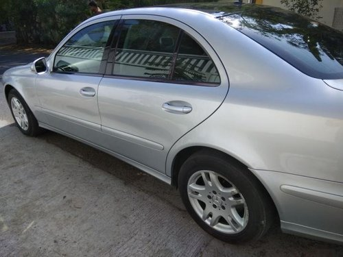 Good as new 2008 Mercedes Benz E Class for sale