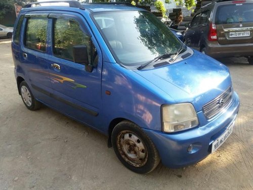Good Maruti Suzuki Wagon R 2005 for sale in Mumbai