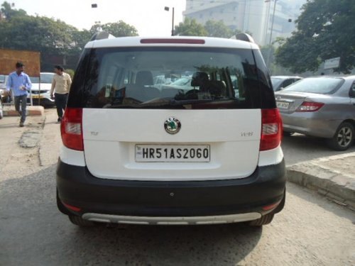 Good 2012 Skoda Yeti for sale in New Delhi