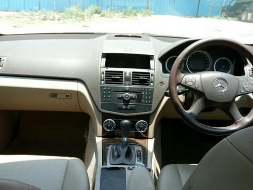 Well-maintained Mercedes Benz C-Class 2008 in Bangalore