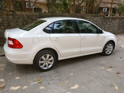 Used Skoda Rapid 1.5 TDI AT Elegance 2015 at low price
