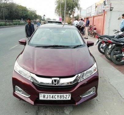 Good 2015 Honda City for sale at low price in Jaipur