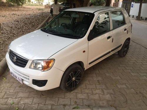 Well-kept Maruti Suzuki Alto K10 2011 by owner