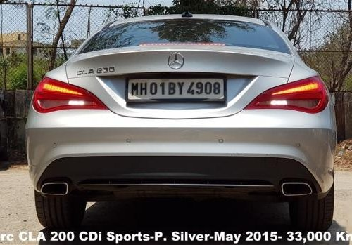 Good Mercedes Benz CLA 2015 by owner