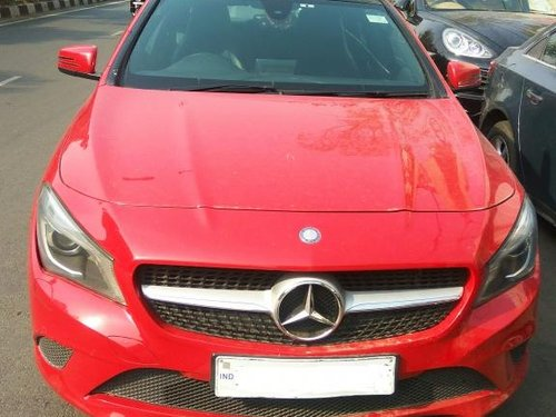 Used 2016 Mercedes Benz CLA for sale in New Delhi