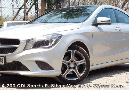 Good Mercedes Benz CLA 2015 by owner -1