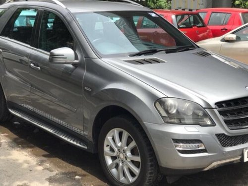 Good as new Mercedes Benz M Class 2011 by owner