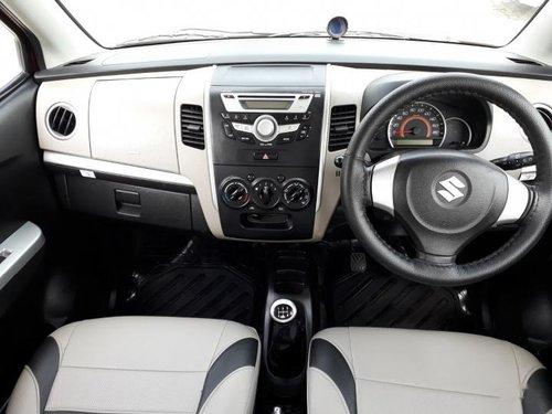 Used  2015 Maruti Suzuki Wagon R car at low price