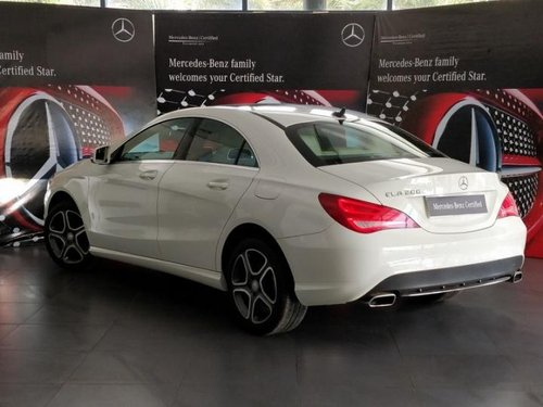 2016 Mercedes Benz CLA for sale
