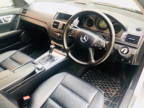 Used 2010 Mercedes Benz C-Class car at low price
