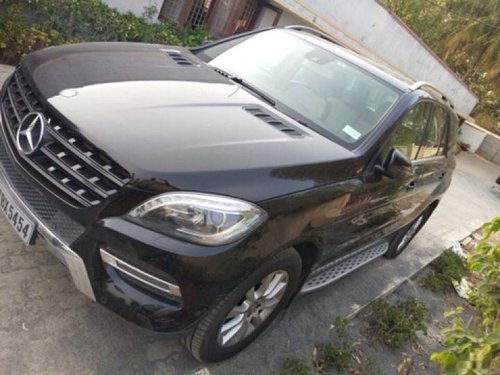 Well-kept Mercedes Benz M Class 2014 for sale in Chennai