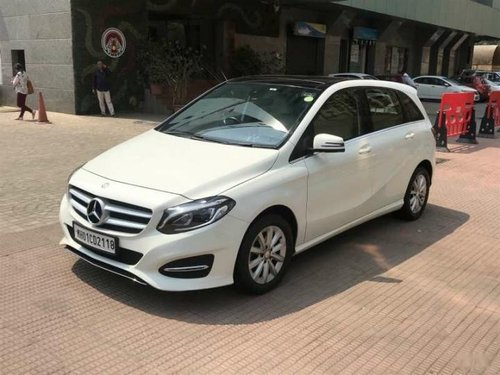 Used Mercedes Benz B Class B200 CDI Sport 2015 for sale -1