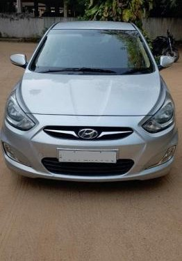 Used Hyundai Verna CRDi 1.6 SX Option 2013 at the best price