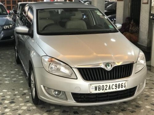 Good as new 2013 Skoda Rapid for sale at low price
