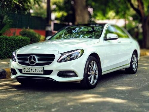 Used 2015 Mercedes Benz C-Class for sale