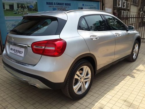 Used 2017 Mercedes Benz GLA Class car at low price