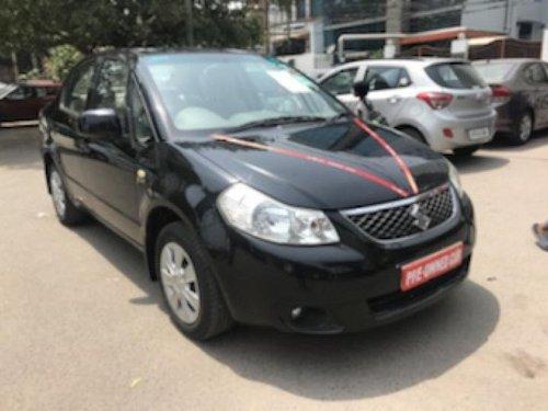 Used 2010 Maruti Suzuki SX4 car at low price