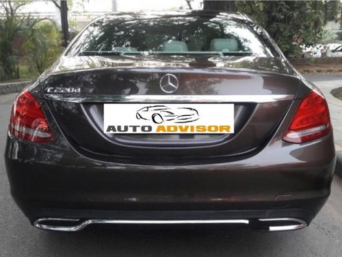 2015 Mercedes Benz C-Class for sale at low price