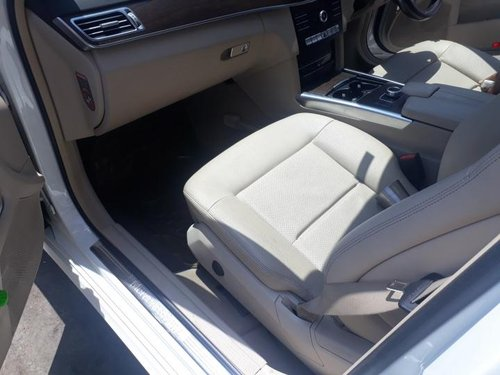 Good 2015 Mercedes Benz E Class for sale in Mumbai