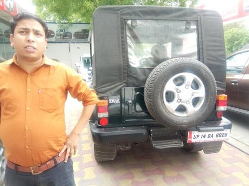 Good as new Mahindra Thar 2016 for sale