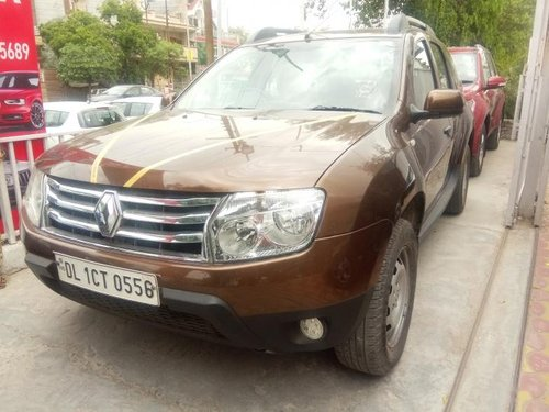 Used 2015 Renault Duster car at low price